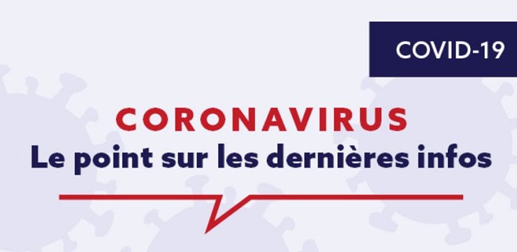 INFORMATION NATIONALE COVID-19  – 2 novembre 2020