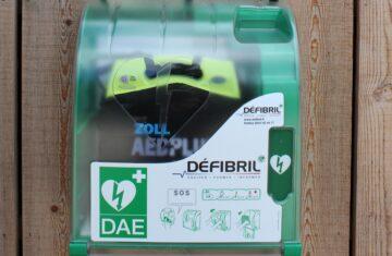 Défibrillateur Automatique Externe (DAE)