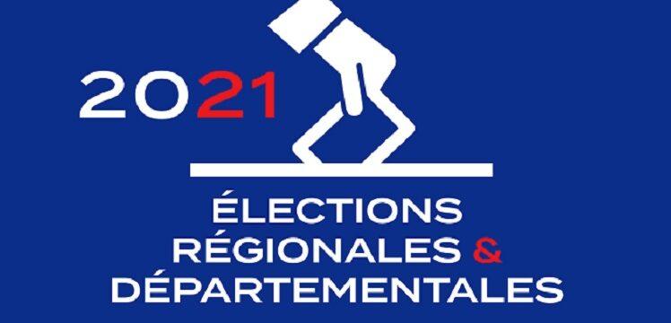 Elections régionales et départementales – 20 et 27 juin 2021 : VOTER, UN ACTE CITOYEN !