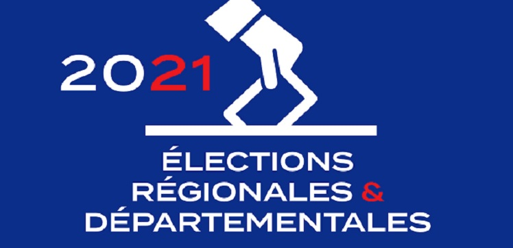 Elections régionales et départementales : 13 et 20 juin 2021