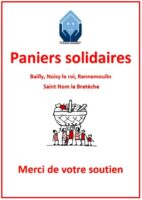 COLLECTE PANIERS SOLIDAIRES