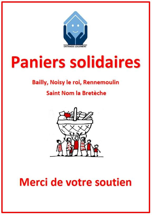 Collecte des paniers solidaires