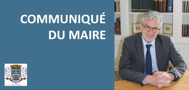 Communiqué du maire du 28 mai : plus de 300 Baillacois vaccinés !