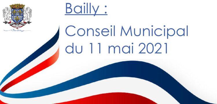 Conseil municipal du 11 mai en vidéo