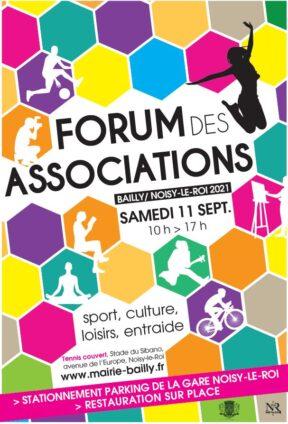 Forum des Associations de Bailly / Noisy-le-Roi