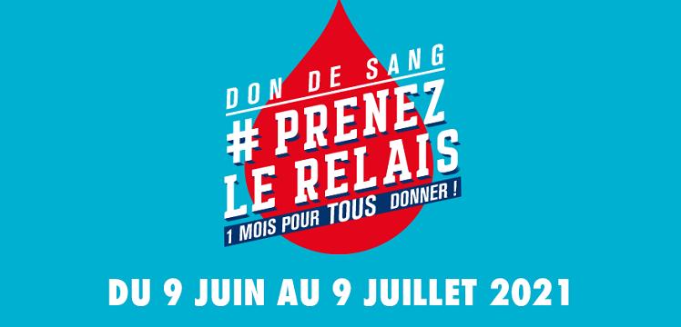 Don de sang : du 9 juin au 9 juillet, un mois pour tous donner !
