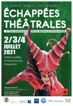 Festival Echappées Théâtrales