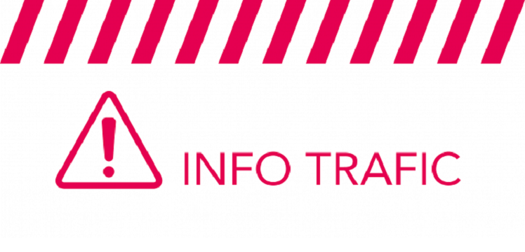 INFO TRAFIC Lignes L et J : perturbations prévues le lundi 21 juin 2021