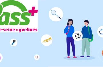 Pass + : Aide du département pour les jeunes (activités culturelles et sportives)