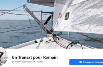 Suivez le projet de Romain sur les réseaux sociaux !