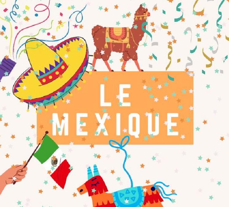 En juillet, partez à la découverte du Mexique au centre de loisirs !