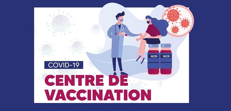 Centre de vaccination de Saint Cyr l'Ecole fermé entre le 1er et le 23 août