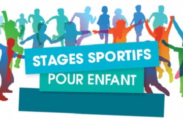 Stage sportif du 23 au 27 août